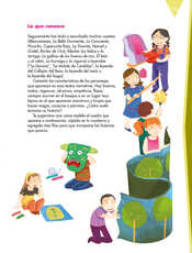Lengua Materna Español Quinto grado página 129