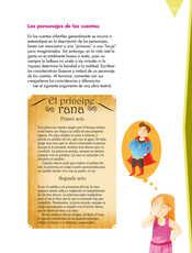 Lengua Materna Español Quinto grado página 131