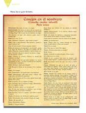 Lengua Materna Español Quinto grado página 132