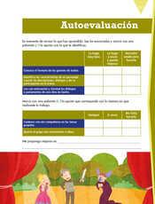 Lengua Materna Español Quinto grado página 137