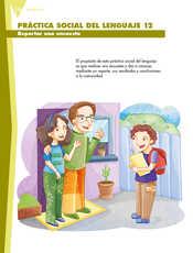 Lengua Materna Español Quinto grado página 138