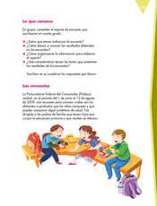 Lengua Materna Español Quinto grado página 139
