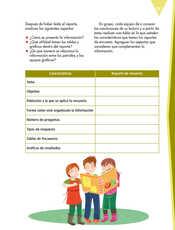 Lengua Materna Español Quinto grado página 147