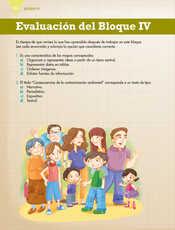 Lengua Materna Español Quinto grado página 152