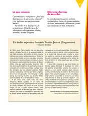 Lengua Materna Español Quinto grado página 155