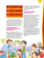 Lengua Materna Español Quinto grado página 159