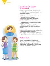 Lengua Materna Español Quinto grado página 160