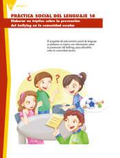 Lengua Materna Español Quinto grado página 162