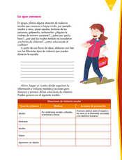Lengua Materna Español Quinto grado página 163