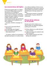 Lengua Materna Español Quinto grado página 166
