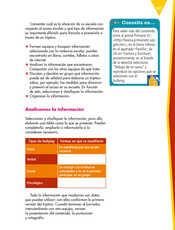 Lengua Materna Español Quinto grado página 167