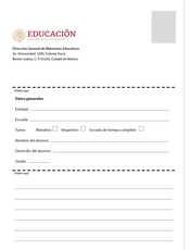Lengua Materna Español Quinto grado página 176