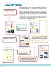 Geografía Quinto grado página 004