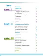 Geografía Quinto grado página 006