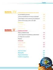 Geografía Quinto grado página 007