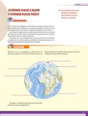 Geografía Quinto grado página 011