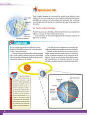 Geografía Quinto grado página 012