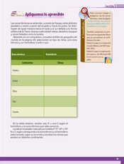 Geografía Quinto grado página 015