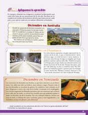 Geografía Quinto grado página 021