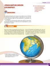 Geografía Quinto grado página 023