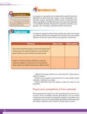 Geografía Quinto grado página 024