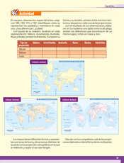 Geografía Quinto grado página 025