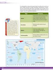 Geografía Quinto grado página 026