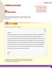Geografía Quinto grado página 029