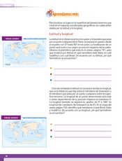 Geografía Quinto grado página 030