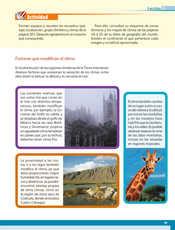 Geografía Quinto grado página 059