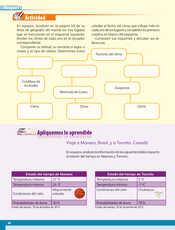 Geografía Quinto grado página 060