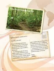 Geografía Quinto grado página 062