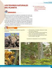 Geografía Quinto grado página 063