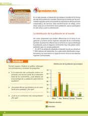 Geografía Quinto grado página 076