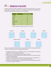 Geografía Quinto grado página 081