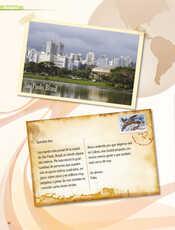 Geografía Quinto grado página 082
