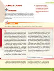 Geografía Quinto grado página 083
