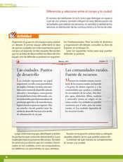 Geografía Quinto grado página 086