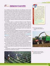 Geografía Quinto grado página 087