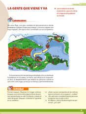 Geografía Quinto grado página 089