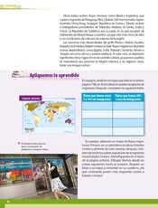 Geografía Quinto grado página 092