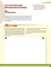 Geografía Quinto grado página 095