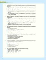 Geografía Quinto grado página 104