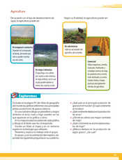 Geografía Quinto grado página 111