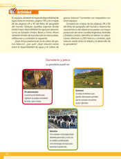 Geografía Quinto grado página 112