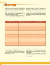 Geografía Quinto grado página 116