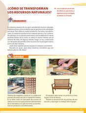 Geografía Quinto grado página 119