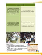 Geografía Quinto grado página 123