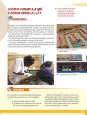 Geografía Quinto grado página 137