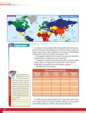 Geografía Quinto grado página 154